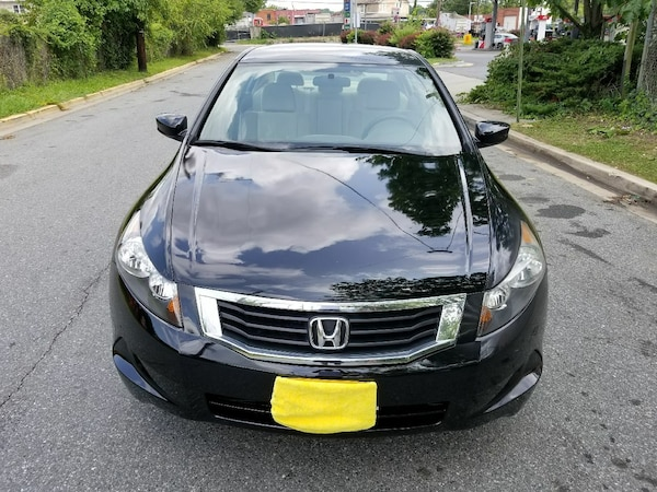 Honda - Accord - 2008