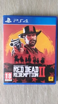 Red Dead Redemption 2 PS4 Barcelona, 08039