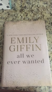 Emily Griffin- All we ever wanted  Calgary, T1Y
