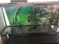 Fish tank with filter and accessories 50 gallons Falls Church, 22042