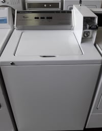 Whirlpool Coin Operated Washer Everett