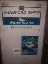 Bradford White..Gas Water Heater(American Made) Brand new 40gal tank Fort Washington, 20744