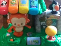 green and orange Fisher-Price learning toy Germantown, 20876