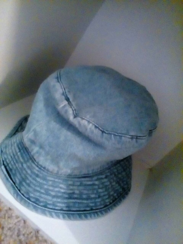 d7dc8f4792 Used blue denim bucket hat for sale in Goodyear - letgo