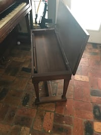Brown and black upright piano Ocean Springs, 39564