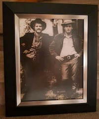 Butch Cassidy and the Sundance Kid (Paul Newman & Mississauga, L5L 5K6
