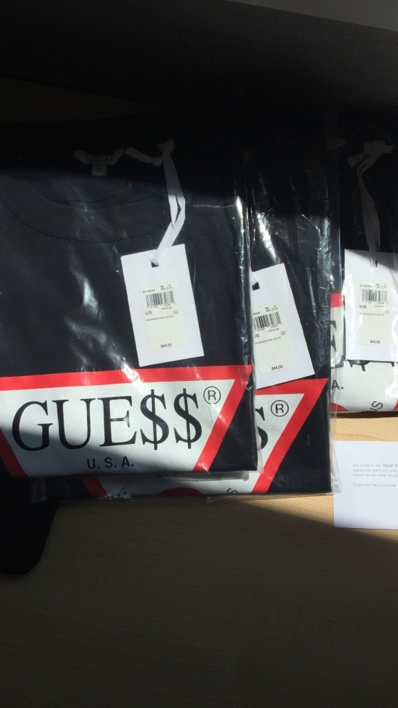 Used ASAP guess crewneck for sale in Toronto letgo