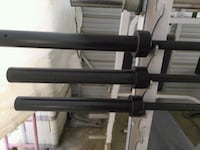 3 - 7 foot 45-pound Olympic bars for $50 each Bakersfield, 93308
