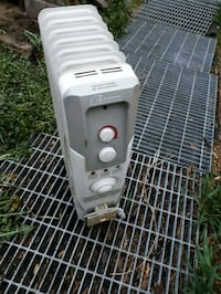 white and gray portable heater! Edmonton, T6L 4N7