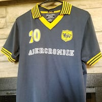 Abercrombie and Fitch muscle shirt large