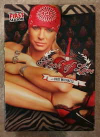 Rock of Love with Bret Michaels - Season 1 Calgary, T2Z 4W5