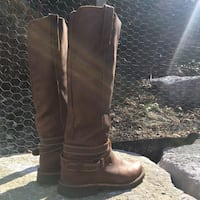 Roots Leather Boots Vaughan, L4L 1V2