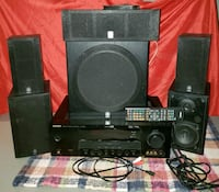 Yamaha HTR 6030 Surround Sound set