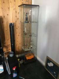 Glass display case  Edmonton, T5A 1R7