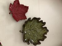 Ceramic Leaf Trays/Serving Dishes Germantown, 20874
