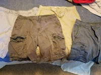 Mens shorts and pants Colorado Springs, 80904