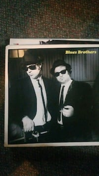 Blues Brothers Original Vinyl Album Alexandria, 22301