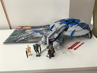 Lego Star Wars Droid Gunship #75042