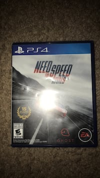 Need For Speed Rivals PlayStation 4 Stone Mountain, 30087