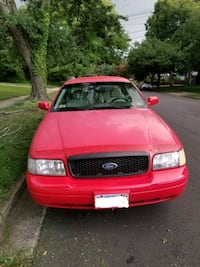 2010 - Ford - Crown Victoria Springfield