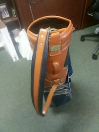 HOT-Z ProGroup Leather Golf Bag East Point, 30344