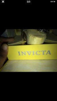 Invicta watch  Capitol Heights, 20743