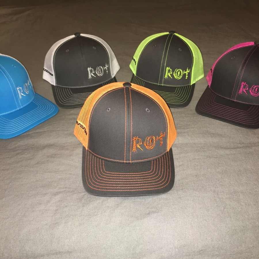 9faba19f ... coupon for rot real oilfield trash trucker cap hat b7741 af837