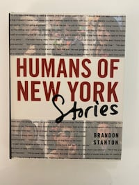 Humans of New York Stories hardcover Chevy Chase, 20815