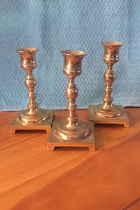 5 inch Brss candle holders Damascus, 20872