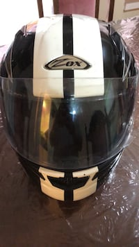 ZOX Full faces helmet $50 Obo Toronto, M8V 3H7