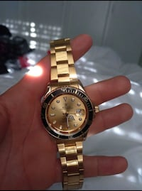 Gold watch Laval, H7T 1C7