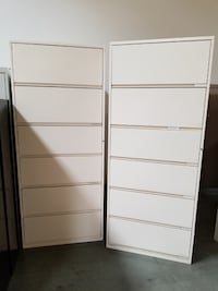 * * * FLIP UP CABINETS FOR MEDICAL CHART FILING * * * can deliver Rancho Cucamonga