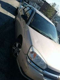 Chevrolet - Malibu - 2005 used for parts  Baltimore, 21206