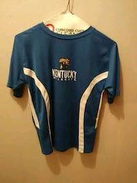 "Kid's ""KY Wildcats"" team Jersey shirt Size: 12\14 Lexington, 40504"