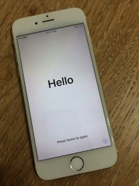 iphone 6 gold 16 gb Trabzon Merkez
