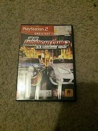 Ps2 midnight club dub edition  Merced, 95341