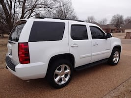 2007 Chevrolet Tahoe LT 4x4 only 70k miles!Mileage