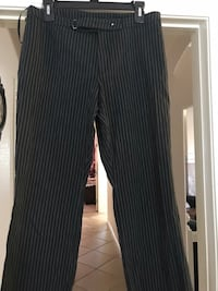 New condition Ralph Lauren pinstriped slacks 1687 mi