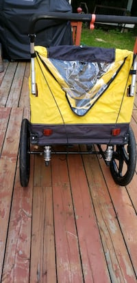 2 children Bike Trailer