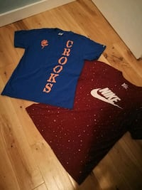 Crooks and castles and nike tee Coquitlam, V3J 5R4