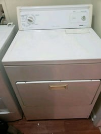 white front-load clothes dryer Myrtle Beach, 29579