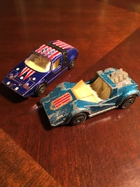 Vintage Matchbox diecast toy car lot Commack, 11725