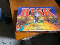 Risk 1998 Board Game With Army shaped Pieces by Parker Brothers Mississauga
