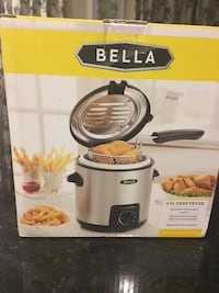New Bella 0.9Ldeep Fryer Ashburn, 20148