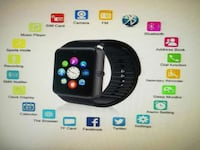 Smartwatch phone con sim +sd  6828 km