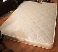 Barely used queen mattress  Milton, 02186