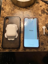 (BUNDLE) Phone XR - (RED) - 64g - Airpods 2 (EXTRA FREE RIGHT AIRPOD) Baltimore, 21239