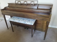 Cable Nelson Upright Piano CHICAGO