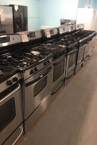 Stainless steel gas stove 10% off Reisterstown, 21136