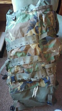 I have a oem  military backpack Colorado Springs, 80917